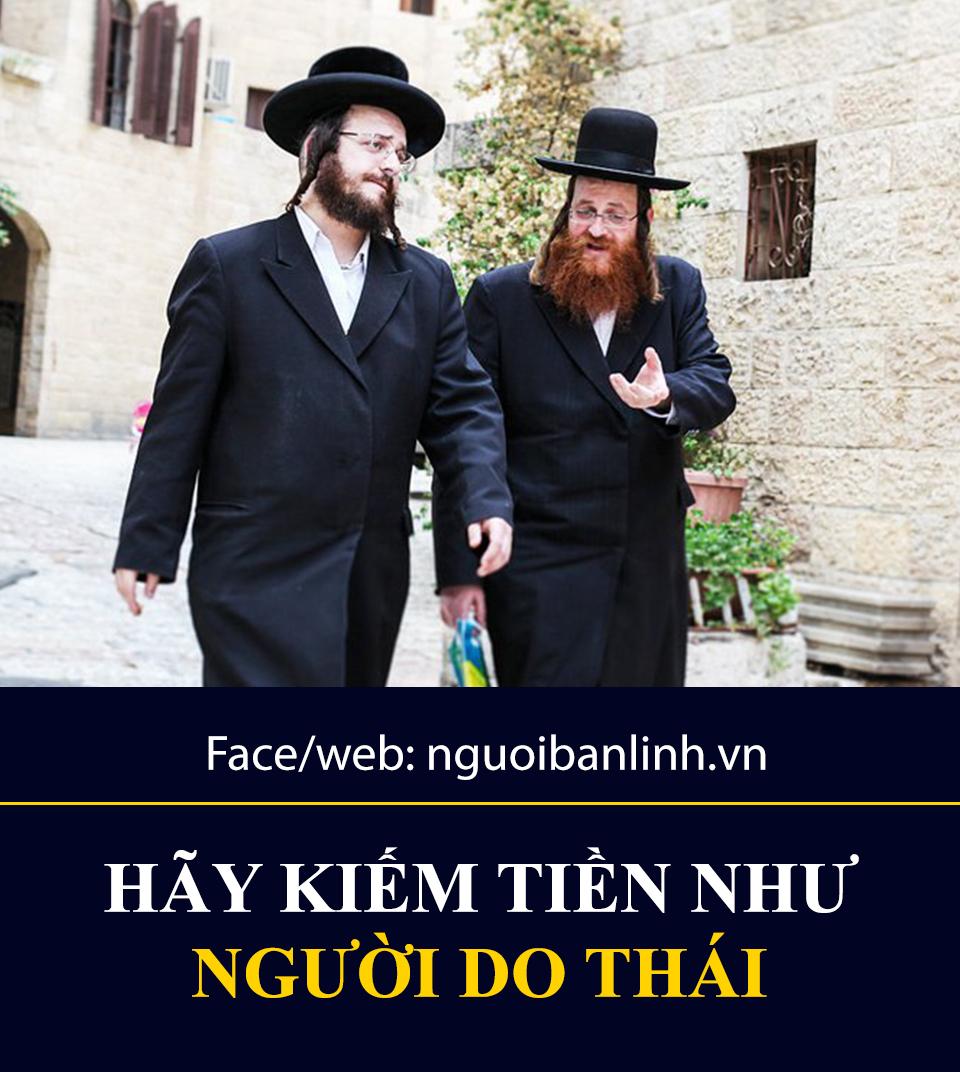 10 bí kiếp kiếm tiền mà người Do Thái tôn sùng